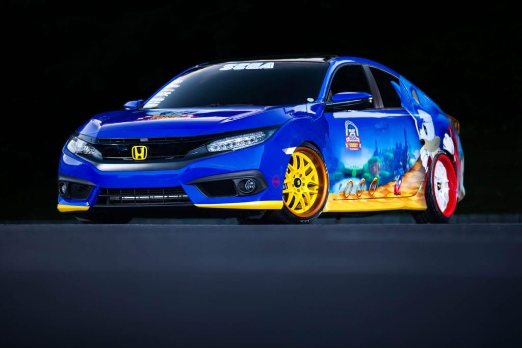 Honda Sonic Civic