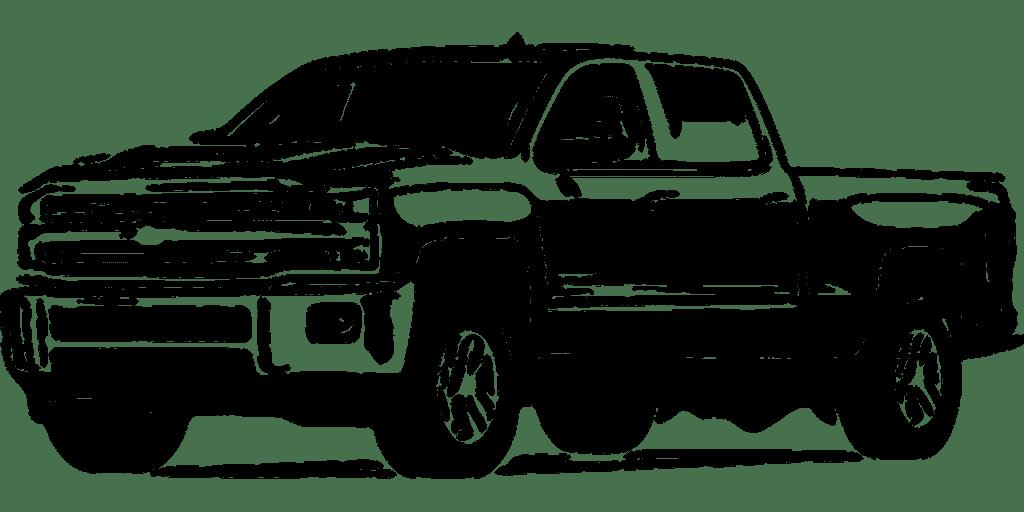 Chevy Silverado Pickup Truck  - susrut316 / Pixabay